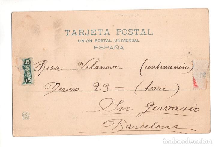 Postales: MADRID.- COLEGIO NUESTRA SEÑORA DEL RECUERDO. CHAMARTIN. - Foto 2 - 141316906