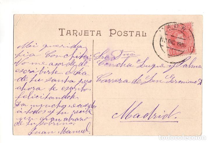 Postales: MADRID.- COLEGIO NUESTRA SEÑORA DEL RECUERDO. CHAMARTIN. MUSEO HISTORIA NATURAL - Foto 2 - 141317330