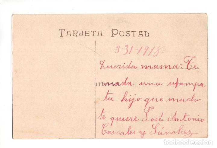 Postales: MADRID.- COLEGIO NUESTRA SEÑORA DEL RECUERDO. CHAMARTIN. CLASE DE DIBUJO - Foto 2 - 141317406