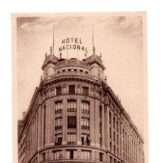 Postales: MADRID.- HOTEL NACIONAL . Lote 141825454