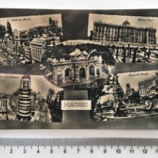 Postales - POSTAL. MADRID. ASPECTOS VARIOS. HELIOTIPIA ART. ESPAÑOLA. H. 1950? - 142140441