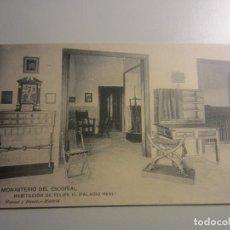 Postales: POSTAL EL ESCORIAL ( MADRID ). Lote 142631346