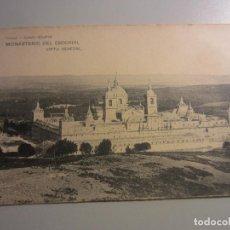 Postales: POSTAL EL ESCORIAL ( MADRID ). Lote 142632078