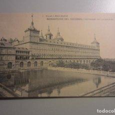 Postales: POSTAL EL ESCORIAL ( MADRID ). Lote 142632430