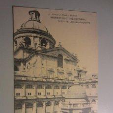 Postales: POSTAL EL ESCORIAL ( MADRID ). Lote 142632542
