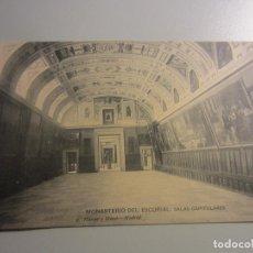 Postales: POSTAL EL ESCORIAL ( MADRID ). Lote 142633142