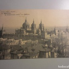 Postales: POSTAL EL ESCORIAL ( MADRID ). Lote 142633190