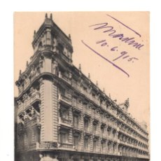 Postales: MADRID.- GRAND HOTEL. ARENAL19 Y 21. Lote 142868162