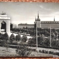 Postales: MADRID - ARCO DE LA VICTORIA. Lote 143379482
