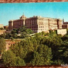 Postales: MADRID - PALACIO DE ORIENTE. Lote 143381090
