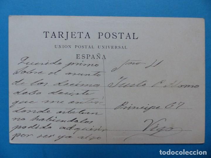 Postales: UN CORTIJILLO - COLECCION CANOVAS, SERI Ñ - NUMERO 6 - Foto 2 - 143599578