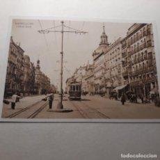 Cartes Postales: MADRID EN 1900 CALLE DE ALCALA . Lote 143964074