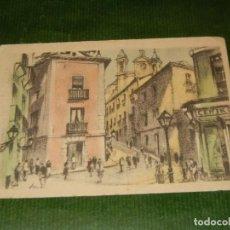 Postales: MADRID. CALLE DE SEGOVIA. EDITOR: S.I.D.E. Nº 28. Lote 144053842