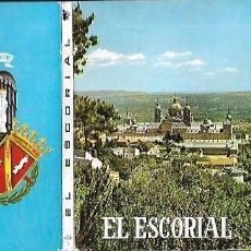 Postales: TACO 12 POSTALES * EL ESCORIAL *. Lote 144097506