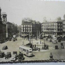 Postales - POSTAL MADRID PUERTA DEL SOL --EDIC.F.MOLINA- CM - 145269530
