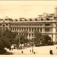 Cartoline: MADRID – BANCO DE ESPAÑA – HAUSER Y MENET – SIN CIRCULAR. Lote 146012146