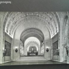 Postales: POSTAL VALLE DE LOS CAIDOS. EDITORIAL PATRIMONIO NACIONAL. Lote 146045034