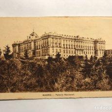 Postales - MADRID. Postal Palacio Nacional. Edita: J. Caballero (h.1950?) - 146298297
