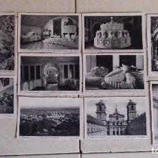 Postales: MONASTERIO DEL ESCORIAL. ARRIBAS 11-20. SIN CIRCULAR.. Lote 146525970