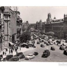 Postais: MADRID.- CALLE ALCALÁ. Lote 147008510