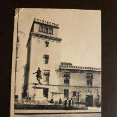 Postales: MADRID TORRE DE LOS LUJANES. Lote 147058214