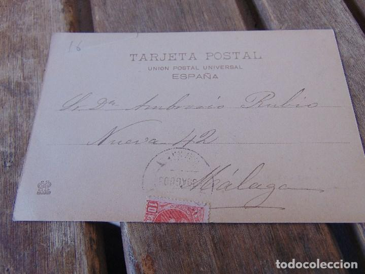 Postales: TARJETA POSTAL REVERSO SIN DIVIDIR MADRID MINISTERIO DE FOMENTO DOBLEZ - Foto 2 - 147066106
