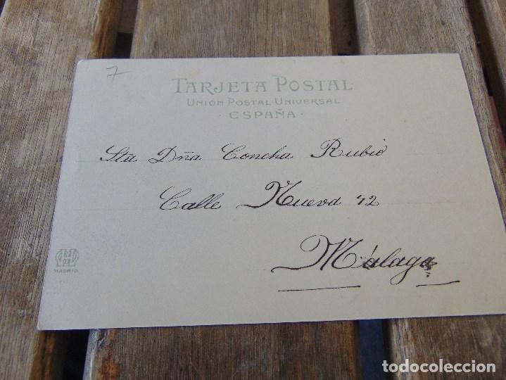 Postales: TARJETA POSTAL REVERSO SIN DIVIDIR MADRID CALLE ALCALA - Foto 2 - 147067650
