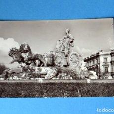 Postales: POSTAL DE MADRID: LA CIBELES. Lote 147769738