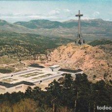 Postales: POSTAL SANTA CRUZ DEL VALLE DE LOS CAIDOS. LA CRUZ PARTE POSTERIOR. Lote 147937642