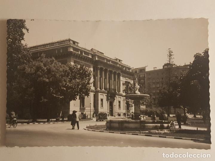 PUERTA DE MURILLO MUSEO DEL PRADO MADRID (Postales - España - Comunidad de Madrid Antigua (hasta 1939))
