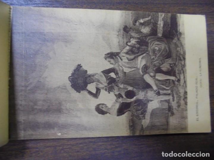 Postkarten: BLOC DE 20 TARJETAS POSTALES DE ESCORIAL. FOTOTIPIA DE HAUSER Y MENET- MADRID. - Foto 3 - 147998790