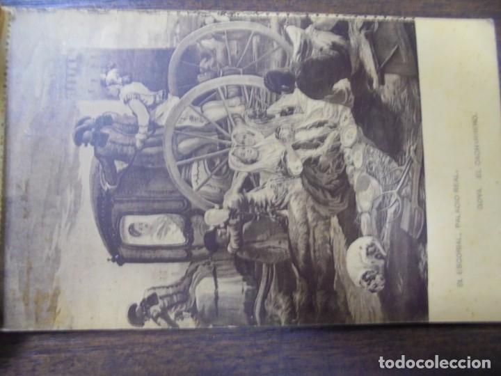 Postkarten: BLOC DE 20 TARJETAS POSTALES DE ESCORIAL. FOTOTIPIA DE HAUSER Y MENET- MADRID. - Foto 2 - 147998790
