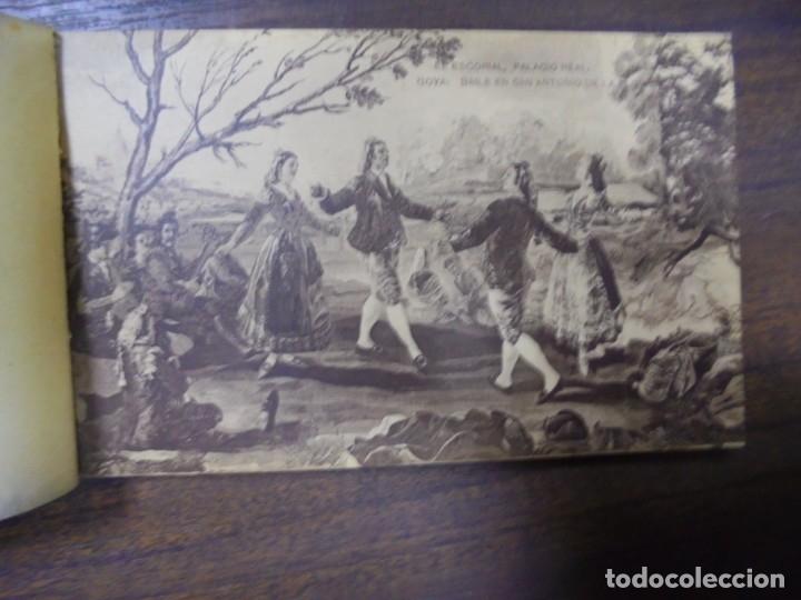 Postkarten: BLOC DE 20 TARJETAS POSTALES DE ESCORIAL. FOTOTIPIA DE HAUSER Y MENET- MADRID. - Foto 6 - 147998790