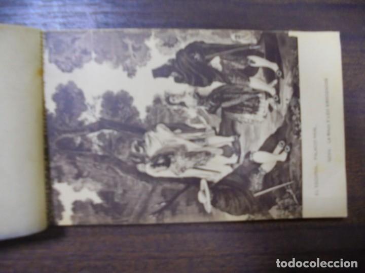 Postkarten: BLOC DE 20 TARJETAS POSTALES DE ESCORIAL. FOTOTIPIA DE HAUSER Y MENET- MADRID. - Foto 5 - 147998790