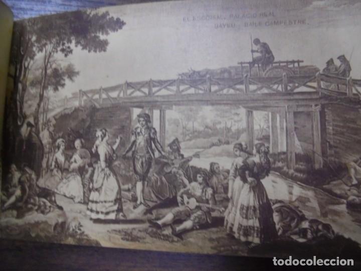 Postkarten: BLOC DE 20 TARJETAS POSTALES DE ESCORIAL. FOTOTIPIA DE HAUSER Y MENET- MADRID. - Foto 13 - 147998790