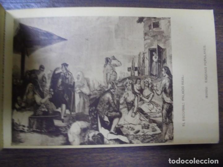 Postkarten: BLOC DE 20 TARJETAS POSTALES DE ESCORIAL. FOTOTIPIA DE HAUSER Y MENET- MADRID. - Foto 12 - 147998790