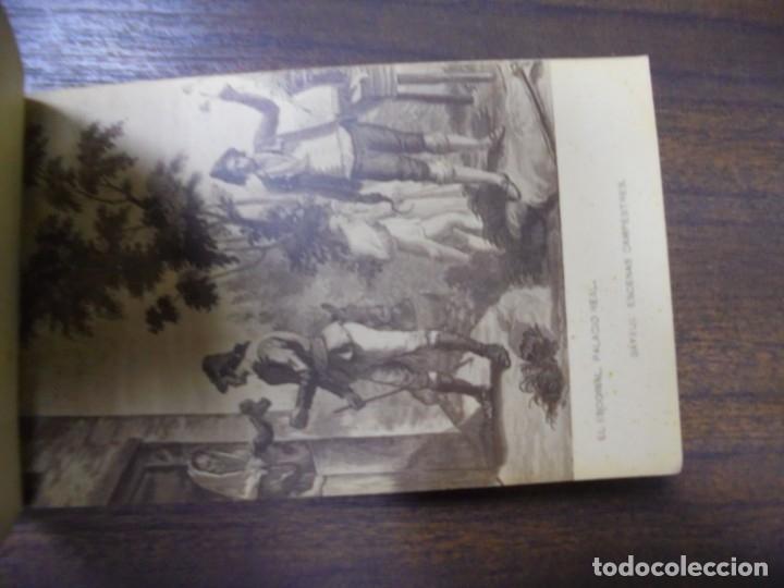 Postkarten: BLOC DE 20 TARJETAS POSTALES DE ESCORIAL. FOTOTIPIA DE HAUSER Y MENET- MADRID. - Foto 14 - 147998790