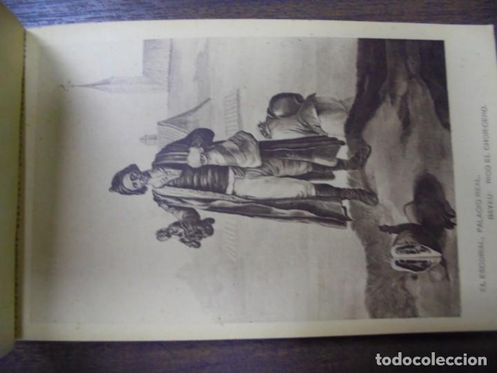 Postkarten: BLOC DE 20 TARJETAS POSTALES DE ESCORIAL. FOTOTIPIA DE HAUSER Y MENET- MADRID. - Foto 15 - 147998790