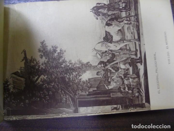 Postkarten: BLOC DE 20 TARJETAS POSTALES DE ESCORIAL. FOTOTIPIA DE HAUSER Y MENET- MADRID. - Foto 17 - 147998790