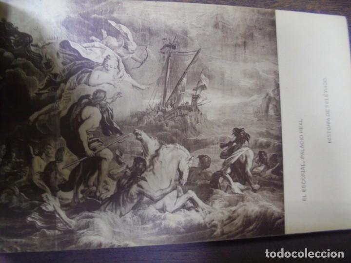 Postkarten: BLOC DE 20 TARJETAS POSTALES DE ESCORIAL. FOTOTIPIA DE HAUSER Y MENET- MADRID. - Foto 18 - 147998790