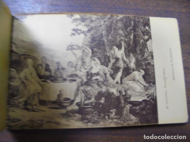 Postkarten: BLOC DE 20 TARJETAS POSTALES DE ESCORIAL. FOTOTIPIA DE HAUSER Y MENET- MADRID. - Foto 20 - 147998790
