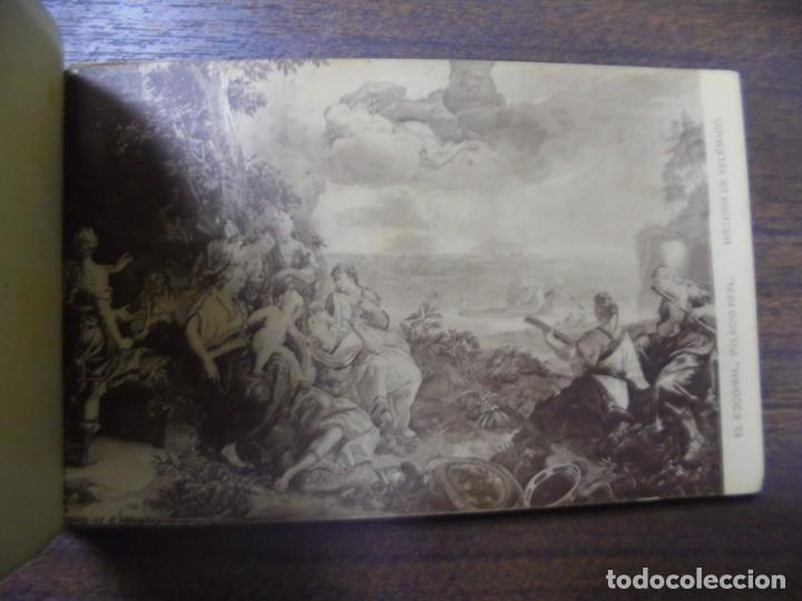 Postkarten: BLOC DE 20 TARJETAS POSTALES DE ESCORIAL. FOTOTIPIA DE HAUSER Y MENET- MADRID. - Foto 19 - 147998790