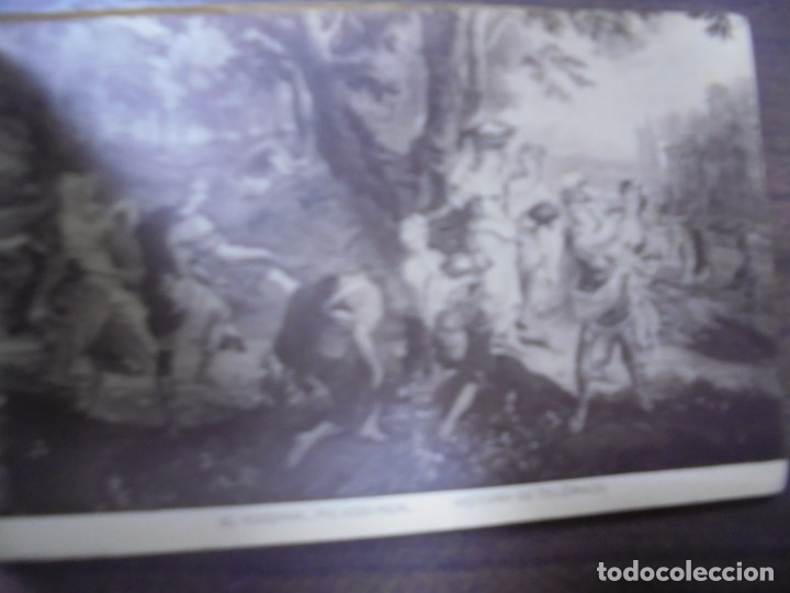 Postkarten: BLOC DE 20 TARJETAS POSTALES DE ESCORIAL. FOTOTIPIA DE HAUSER Y MENET- MADRID. - Foto 21 - 147998790