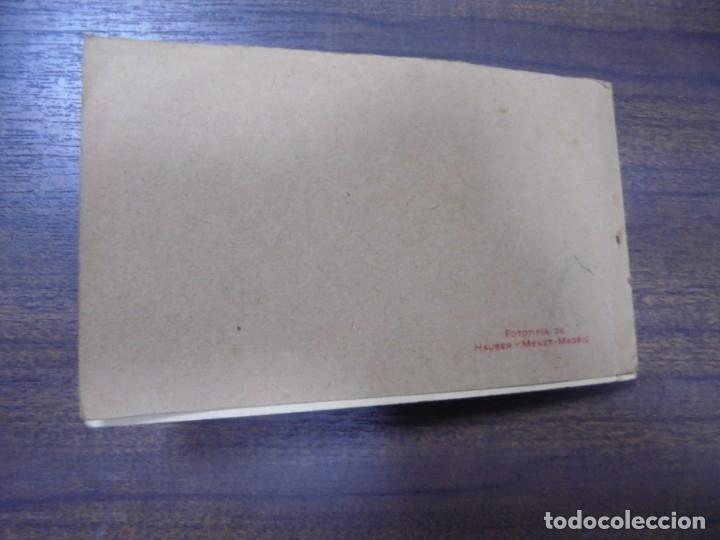 Postkarten: BLOC DE 20 TARJETAS POSTALES DE ESCORIAL. FOTOTIPIA DE HAUSER Y MENET- MADRID. - Foto 22 - 147998790