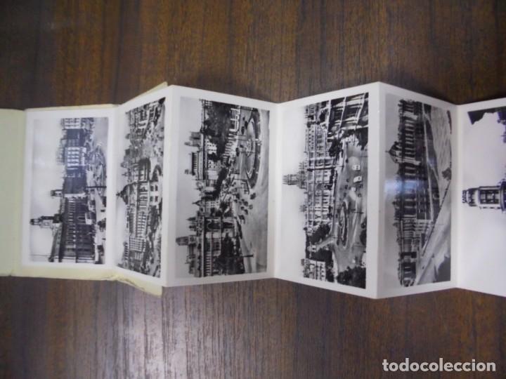 Postales: BLOC DE 12 TARJETAS POSTALES DE MADRID. PRIMERA SERIE. - Foto 2 - 148003322