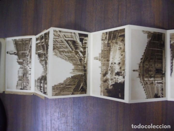 Postales: BLOC DE 17 TARJETAS POSTALES DE MADRID. - Foto 2 - 148003918
