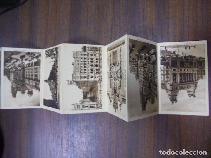Postales: BLOC DE 17 TARJETAS POSTALES DE MADRID. - Foto 3 - 148003918