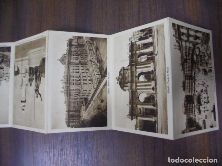 Postales: BLOC DE 17 TARJETAS POSTALES DE MADRID. - Foto 4 - 148003918