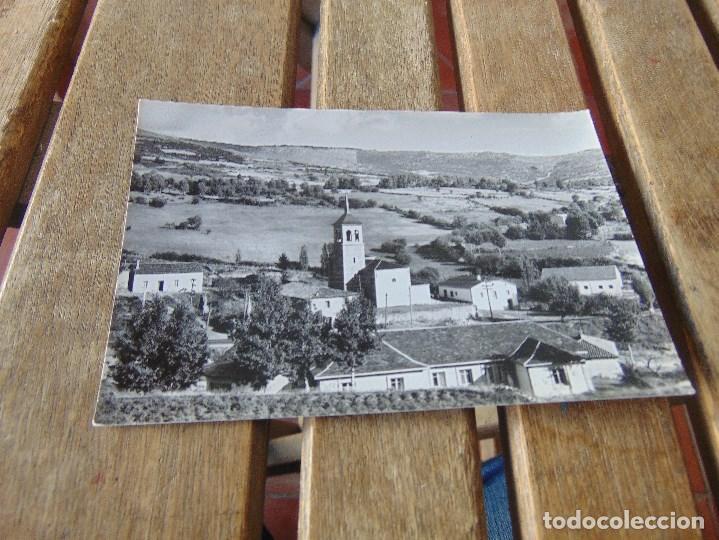 TARJETA POSTAL SOMOSIERRA MADRID VISTA PARCIAL (Postales - España - Madrid Moderna (desde 1940))