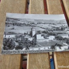 Postales: TARJETA POSTAL SOMOSIERRA MADRID VISTA PARCIAL. Lote 148025866
